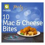 Ocado 10 Mac & Cheese Bites