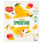 Del Monte Mango Smoothie Ice Lollies