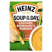 Heinz Soup of the Day Chicken, Rosemary & Parsnip