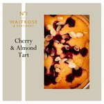 Waitrose Morello Cherry & Almond Tart