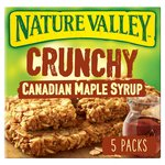 Nature Valley Crunchy Maple Syrup Cereal Bars
