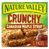 Nature Valley Maple Syrup Granola Bars