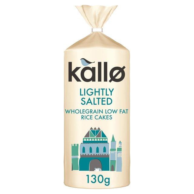 Kallo Paprika Rice Cakes