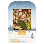 Waitrose Smoked Honey Chestnuts with Leeks & Pancetta Stuffing