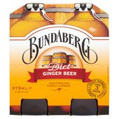 Bundaberg Light Ginger Beer