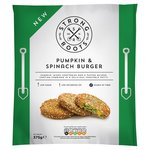 Strong Roots Spinach & Pumpkin Burger