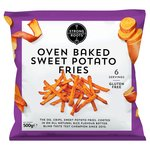 Strong Roots Oven Baked Sweet Potato Fries
