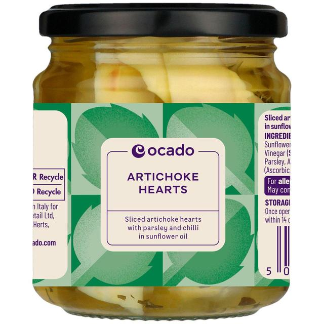 Ocado Artichoke Hearts Antipasti Ocado