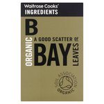 Cooks' Ingredients Organic Bay Leaves