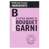 Cooks' Ingredients Organic Bouquet Garni