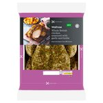 Waitrose Roast in the Bag Garlic & Herb Whole Chicken British
