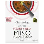 Clearspring Red Miso Soup & Sea Vegetable