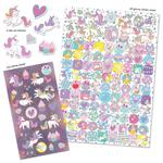 Unicorn Stickers Mega Pack, 3yrs+