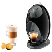DeLonghi Dolce Gusto Jovia Black Coffee Machine EDG250B