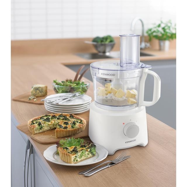Kenwood multipro compact 800w food processor white 21l from ocado kenwood multipro compact 800w food processor white forumfinder Gallery