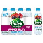 Volvic Touch Of Fruit Sugar Free Summer Fruits