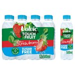 Volvic Touch Of Fruit Sugar Free Strawberry