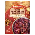Schwartz Red Cabbage with Cider and Apple Limited Edition