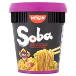 Nissin Soba Thai Style Instant Noodles