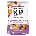 Off The Eaten Path Lightly Salted Fava Nut Mix