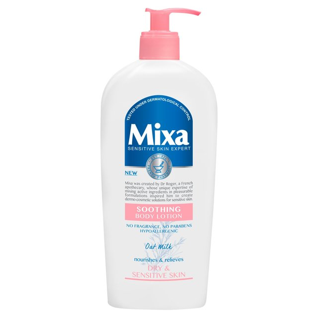 Mixa Soothing Body Lotion