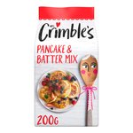 Mrs Crimble's Gluten Free Pancake & Batter Mix