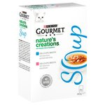 Gourmet Soup Cat Food Tuna & Shrimp