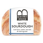 The Bertinet White Sourdough Loaf