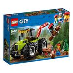 LEGO City Forest Tractor 60181