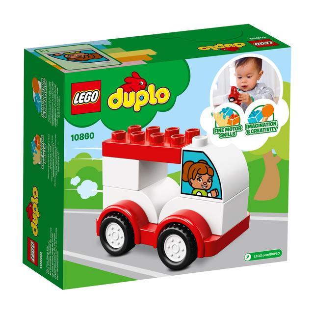 Lego Duplo My First Race Car 10860 From Ocado