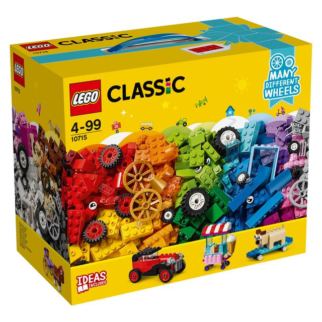 LEGO Classic Bricks on a Roll 10715