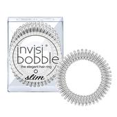 Invisibobble Silver Chrome Slim Hair Ties