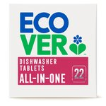 Ecover All in One Dishwasher Tablets 22s