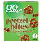 Go Ahead Pretzel Bites Milk Chocolate