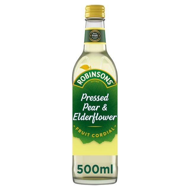 Robinsons Fruit Cordials Pear & Elderflower | Ocado
