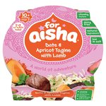 for aisha Date & Apricot Tagine with Lamb & Herb Rice