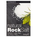 Tidman's Natural Rock Salt