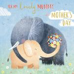 Big Hugs Mothers Day Card