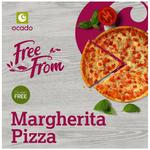 Ocado Free From Margherita Pizza