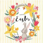 Laura Darrington Easter Bunny Card