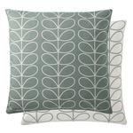 Orla Kiely, Small Linear Stem cushion, Duckegg- Large
