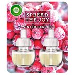 Airwick Electrical Twin Refill Winter Berries