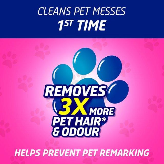 Vanish Pet Expert Upholstery Amp Carpet Cleaner Foam Ocado