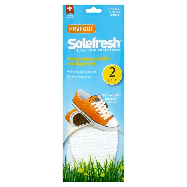 Profoot Solefresh Full Length Insoles