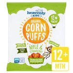 Heavenly Corn Puffs - Strawberry & Apple
