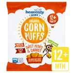 Heavenly Super Puffs - Sweet Potato & Carrot