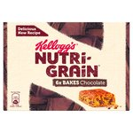 Kellogg's Nutri Grain Elevenses Chocolate Chip Bakes