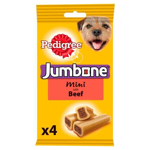 Pedigree Jumbone Small Dog Chews Beef