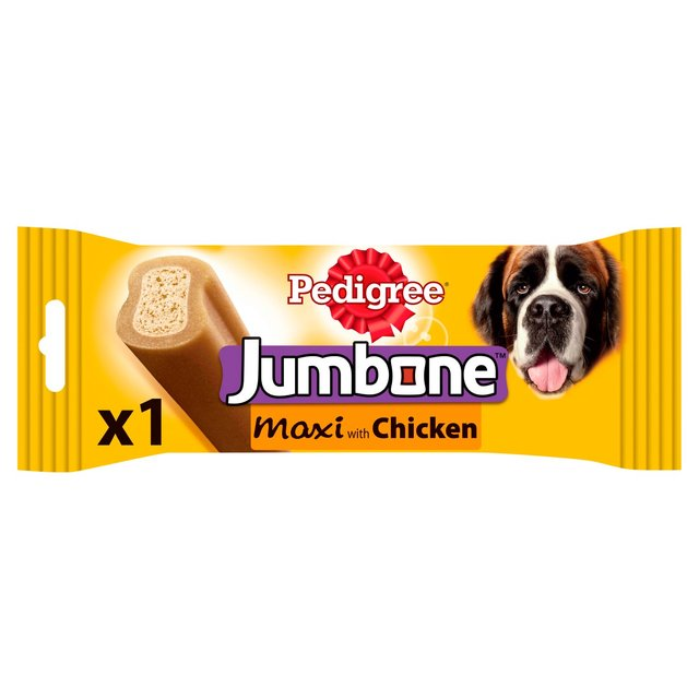 Pedigree Jumbone Large Dog Chew Chicken