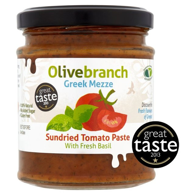 Olive Branch Sundried Tomato Paste